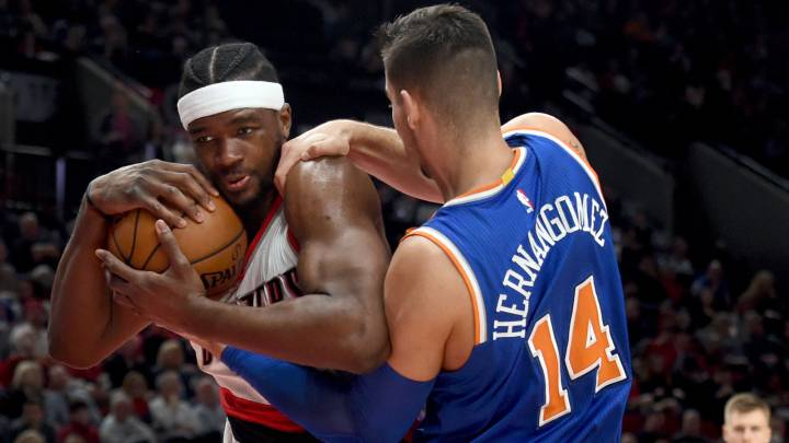 Lillard (30+4+5) no dio opción a los Knicks; Willy, titular, 10+8