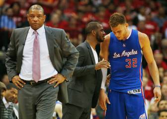 ¿Doc Rivers favorece a su hijo? ¿Griffin entre Lakers y Celtics?