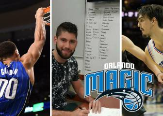 Gordon, molesto con los Orlando Magic: