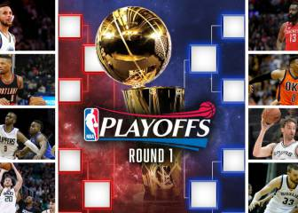 Las claves de las eliminatorias del Playoffs en el Oeste