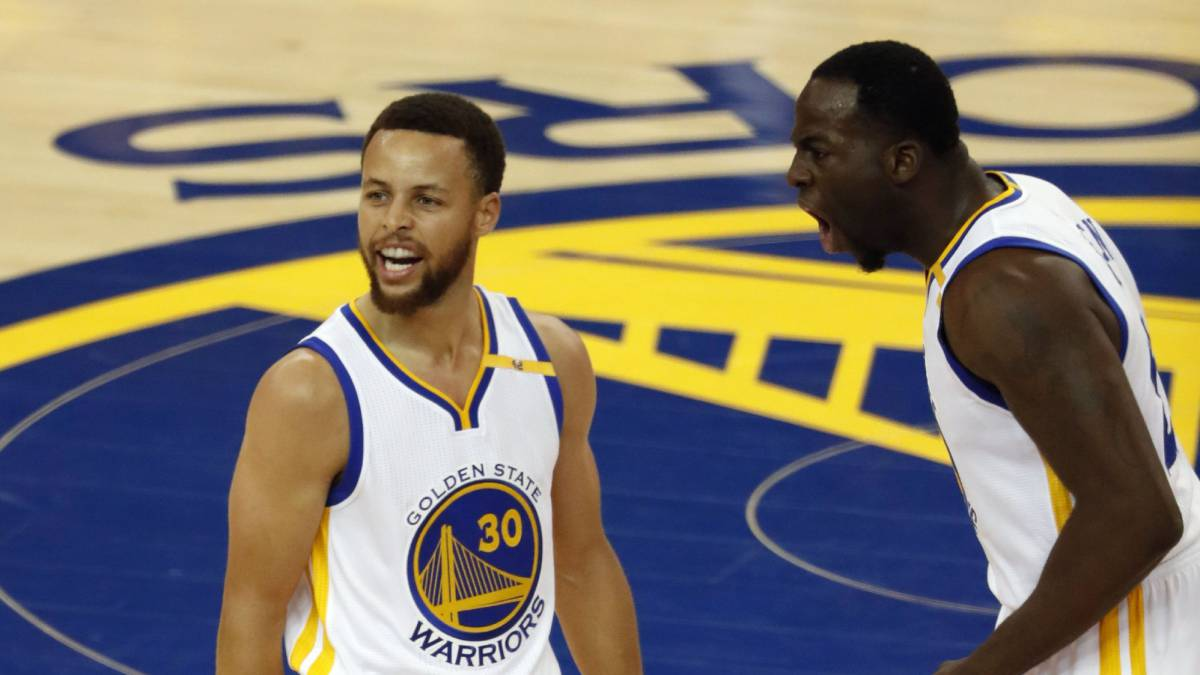 Sin Durant, la defensa de los Warriors asfixia a los Blazers