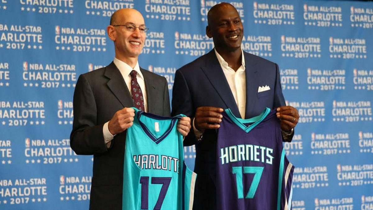 La marca Jordan vestirá a sus Hornets la próxima temporada