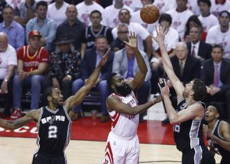 Los Spurs de Pau exhiben equipo y asaltan Houston: ¡1-2!