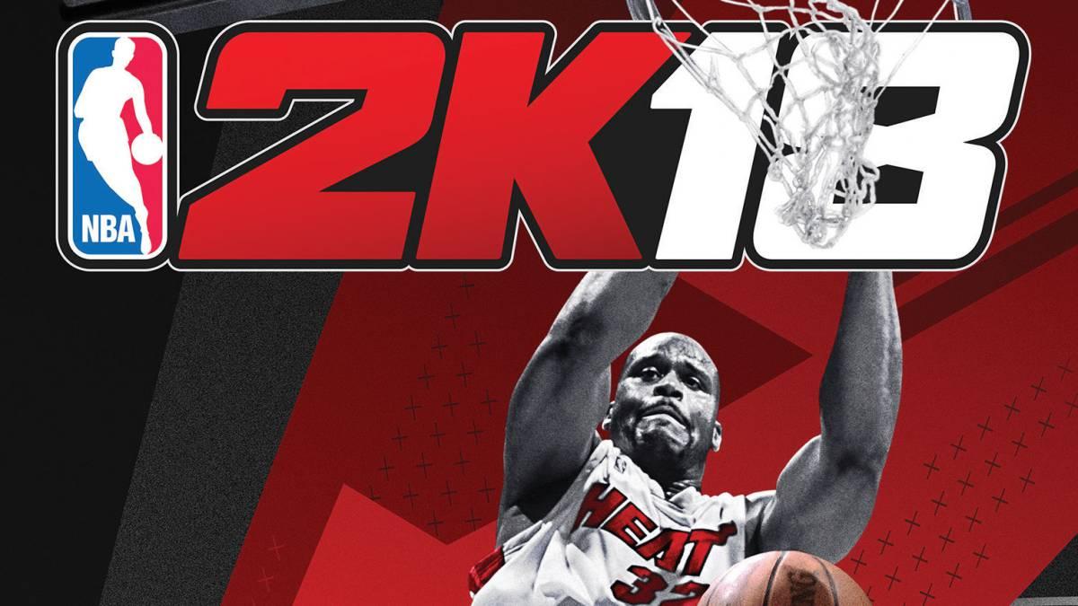 Shaquille O'Neal aparecerá en la portada del NBA 2K18