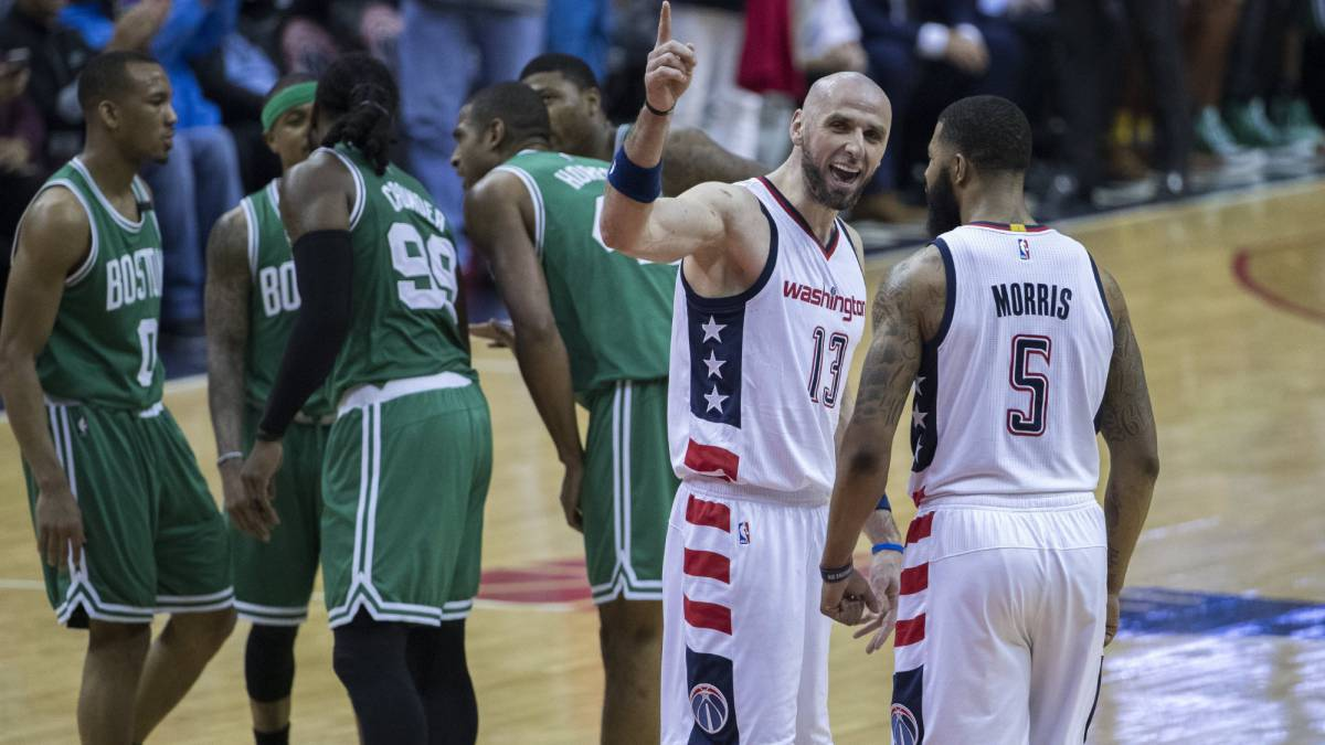 Wall define por Wizards y obliga a decisivo juego en Boston