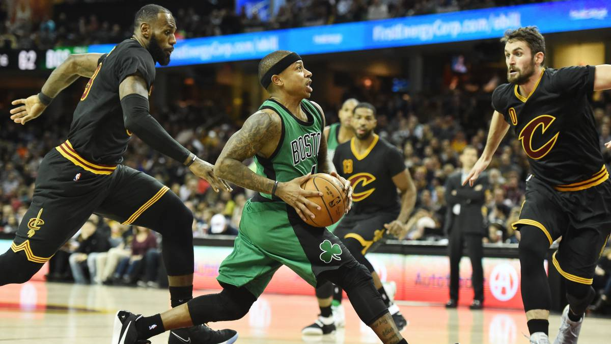 Recorta Boston la distancia de Cleveland, en los playoffs de la NBA