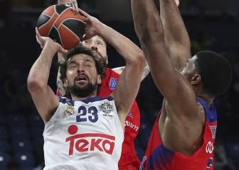 El Real Madrid se despide de la Final Four con otra derrota