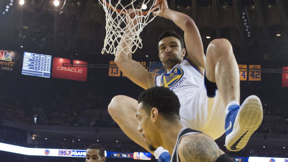 Warriors, a un paso de la Final de la NBA
