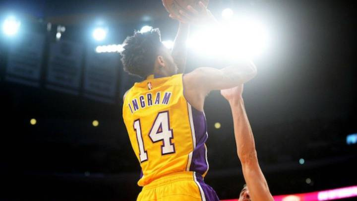 Magic: Brandon Ingram es el único jugador intocable en los Lakers