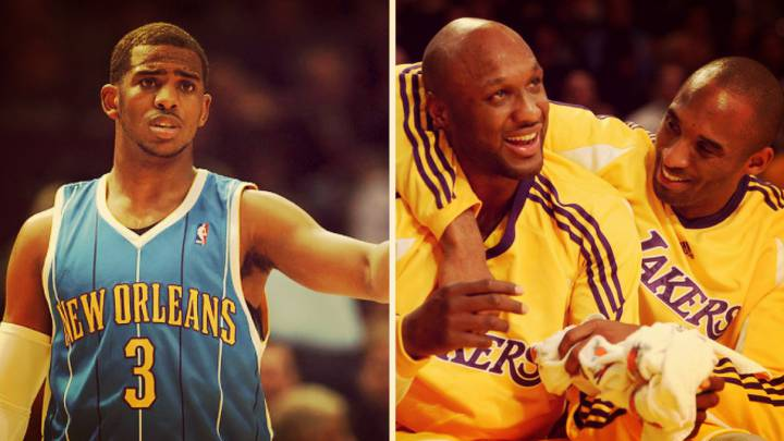 David Stern y el veto Lakers-CP3: \
