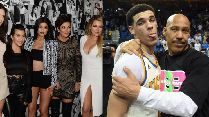 Magic compara a LaVar Ball con la madre de las Kardashian