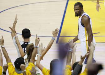 Golden State Warriors: los reyes del tercer cuarto en la NBA