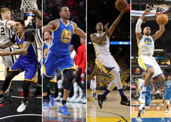 Más allá del 'big four': los cinco secundarios claves de los Warriors