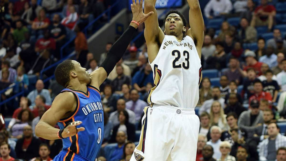 Anthony Davis, la última estrella en el radar de los Boston Celtics