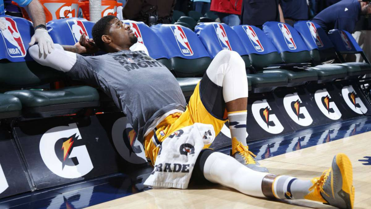 Paul George dejará Indiana y prefiere a Los Angeles Lakers
