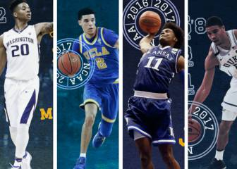 Draft NBA: Fultz número 1 y Lonzo Ball, a los Lakers con el 2