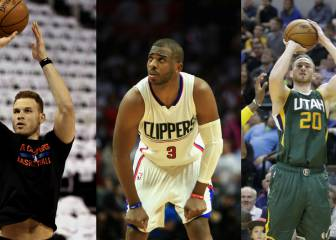Mercado NBA: las opciones de Hayward, Chris Paul y Griffin