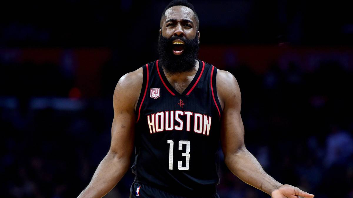e8ace2a6e49 Histórico contrato para James Harden  228 millones hasta 2023 - AS.com