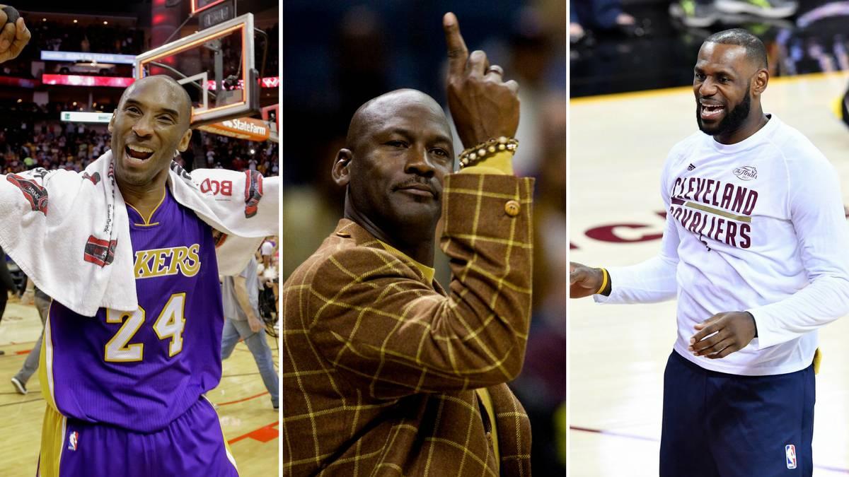Kobe es el mejor para Su Majestad