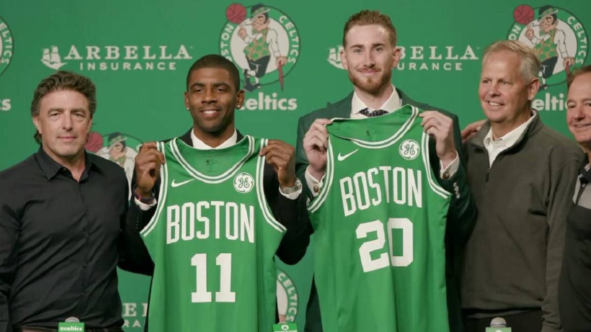 Celtics, Cavs reportedly finalize blockbuster trade