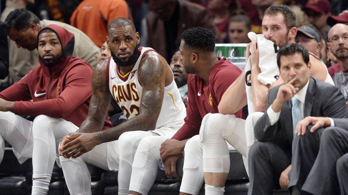 Cavaliers, en crisis; sufren su cuarta derrota consecutiva