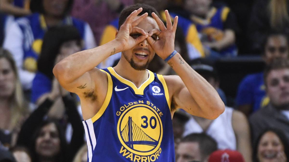 Warriors remontan y vencen 112 por 92 a los Spurs