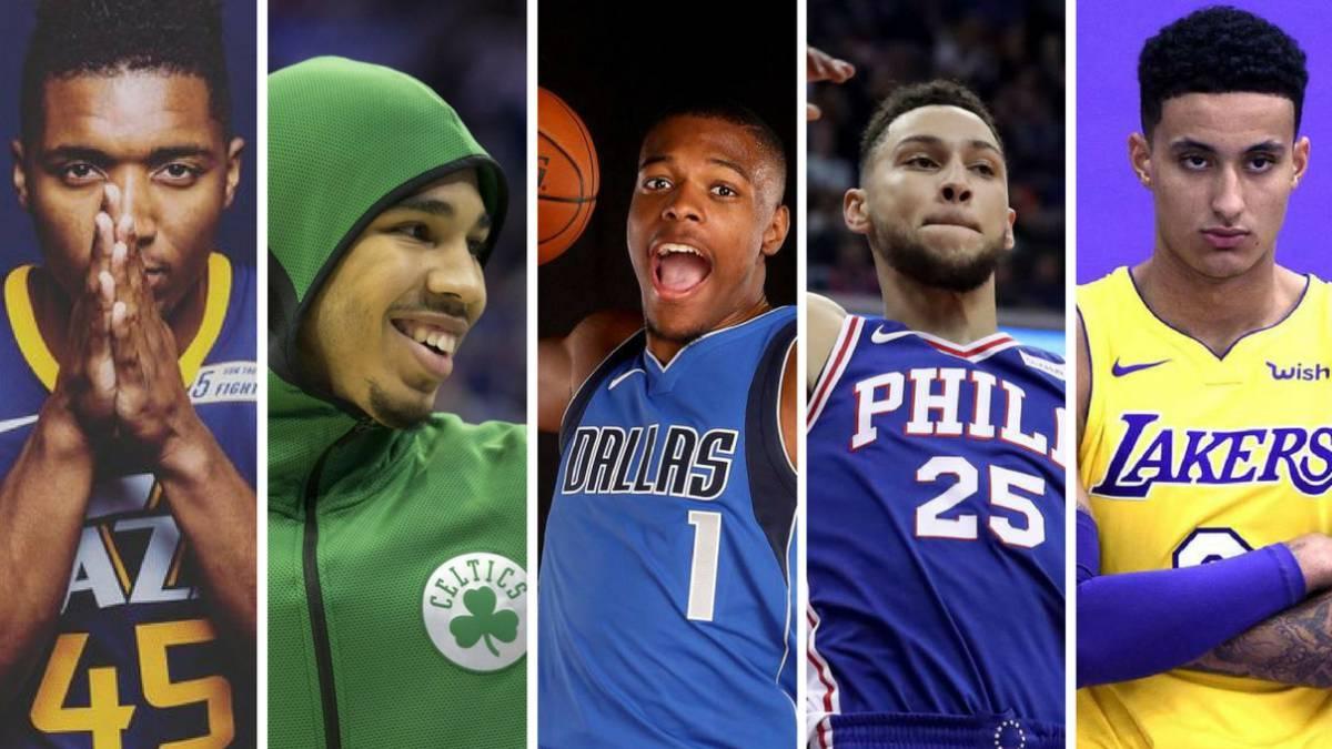 Análisis  los 20 mejores rookies de la temporada 2017 18 NBA - AS Chile 16a32077c88
