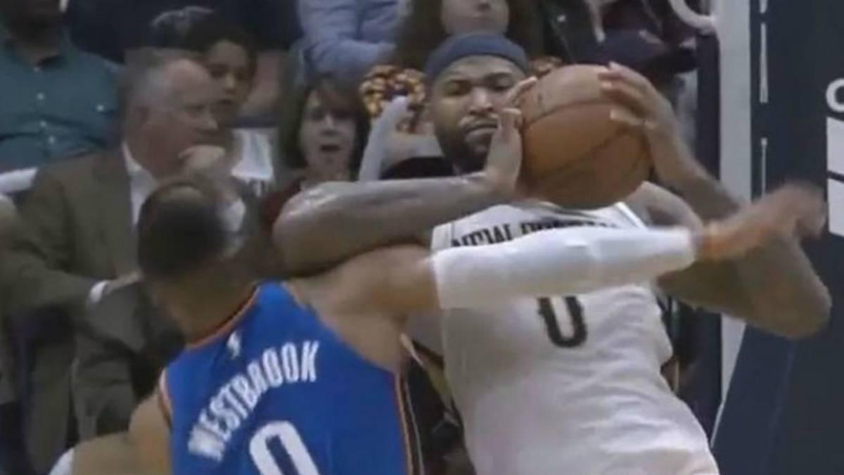 Davis y Cousins dan triunfo a Pelicans sobre Spurs