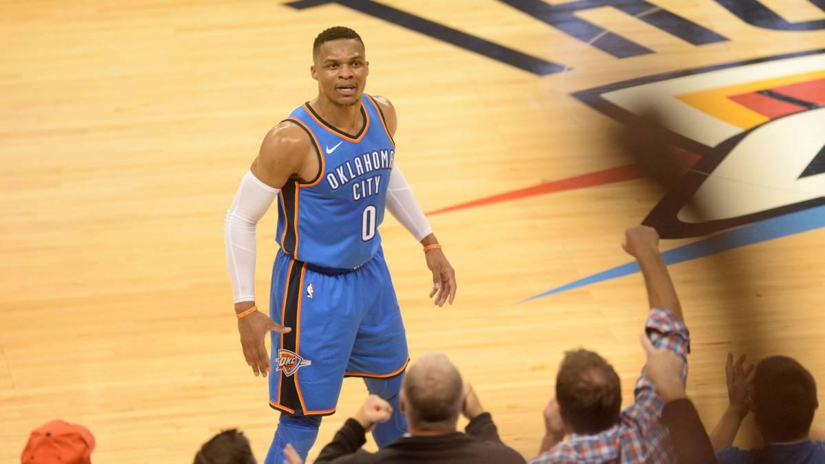 Thunder de Oklahoma derrota a Warriors 108-91