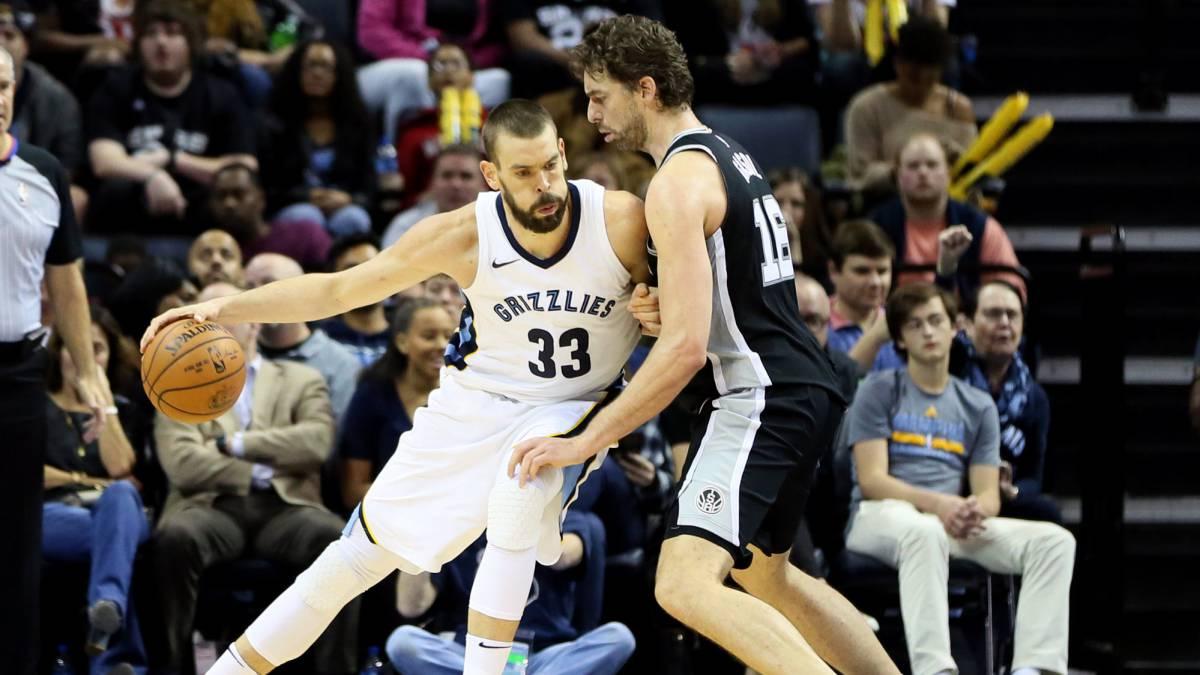 NBA: Con una gran actuación de Ginóbili, San Antonio vapuleó a Memphis