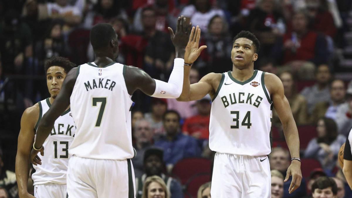 Los Bucks ponen freno a los Cavaliers de LeBron James
