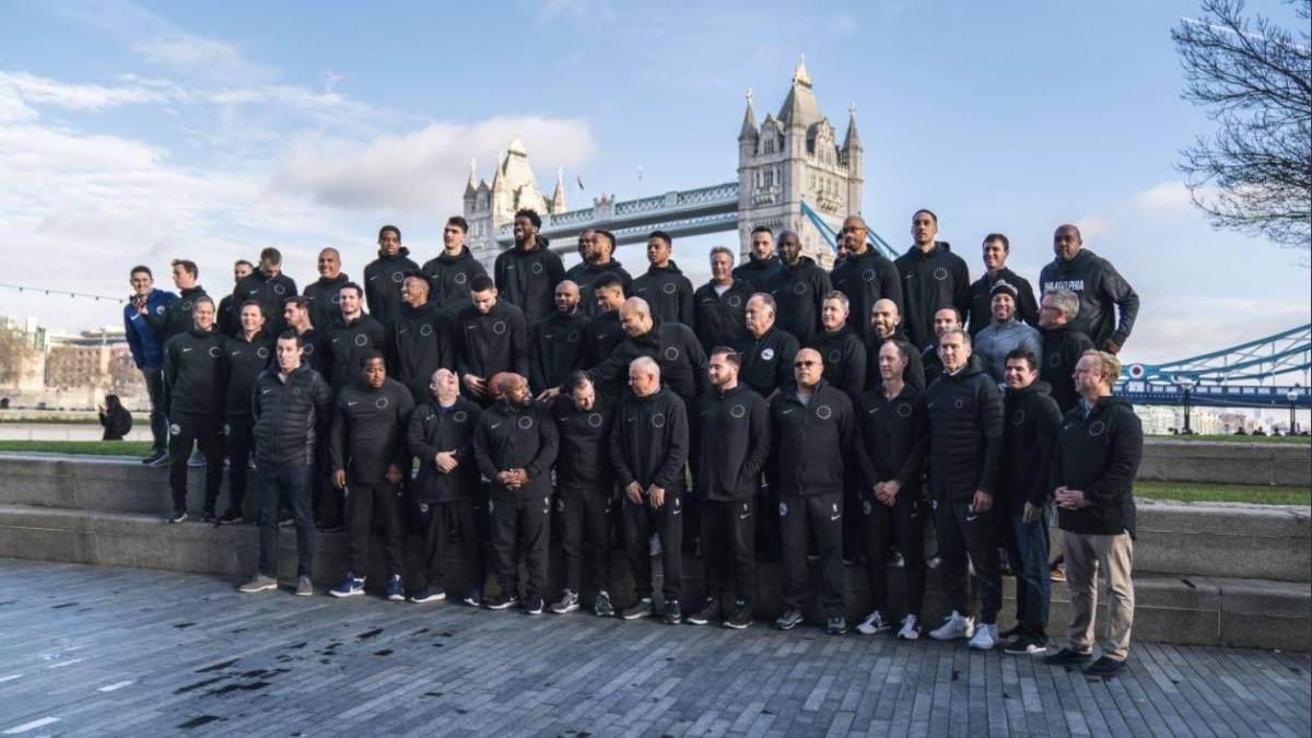 Londres celebrará esta noche ocho años de partidos NBA - AS USA 47a8197f7c8