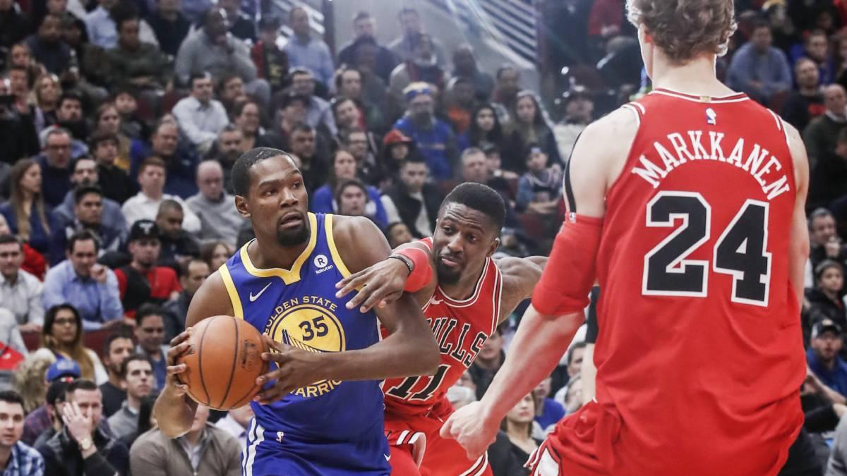 Jugador de Bulls sufre estrepitosa caída y se rompe los dientes frontales
