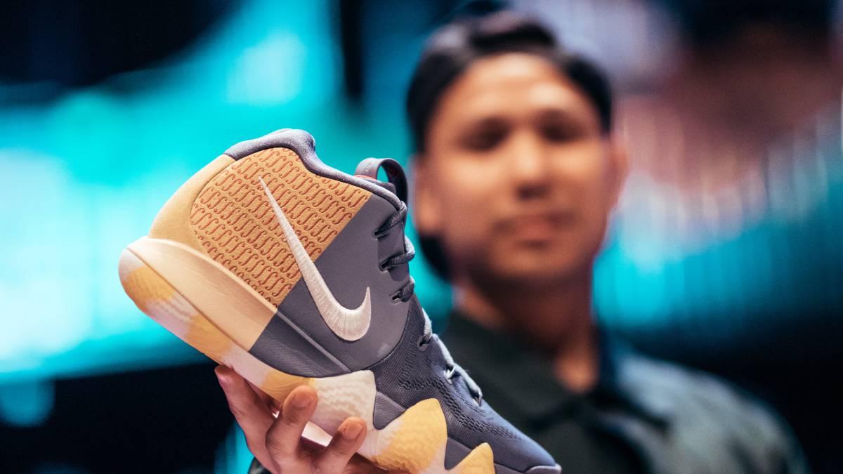 El diseño de un 'signature shoe', con Ben Nethongkome: lo