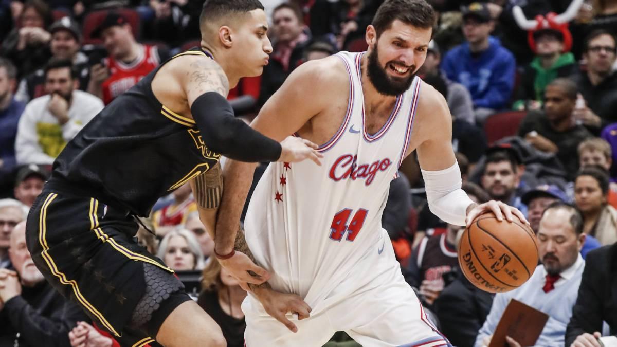 Mirotic, traspasado a New Orleans Pelicans