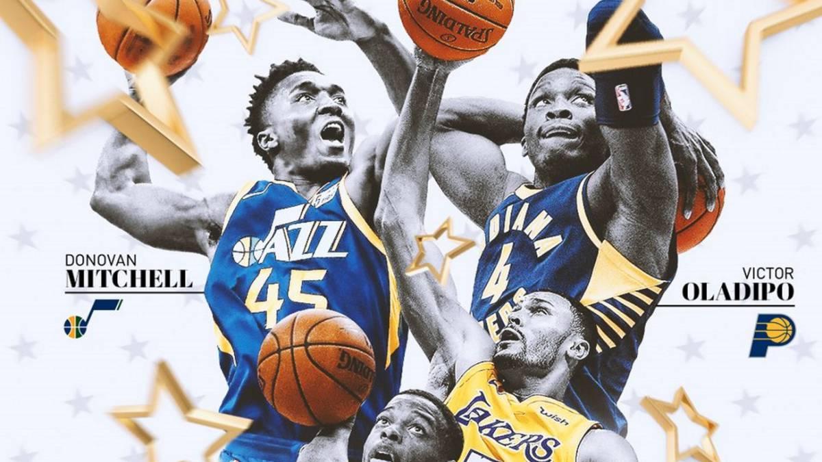 Todo lo que necesitas saber del All-Star Weekend de la NBA