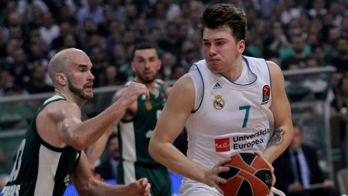 Projected Top Pick Luka Doncic Declares For 2018 Draft