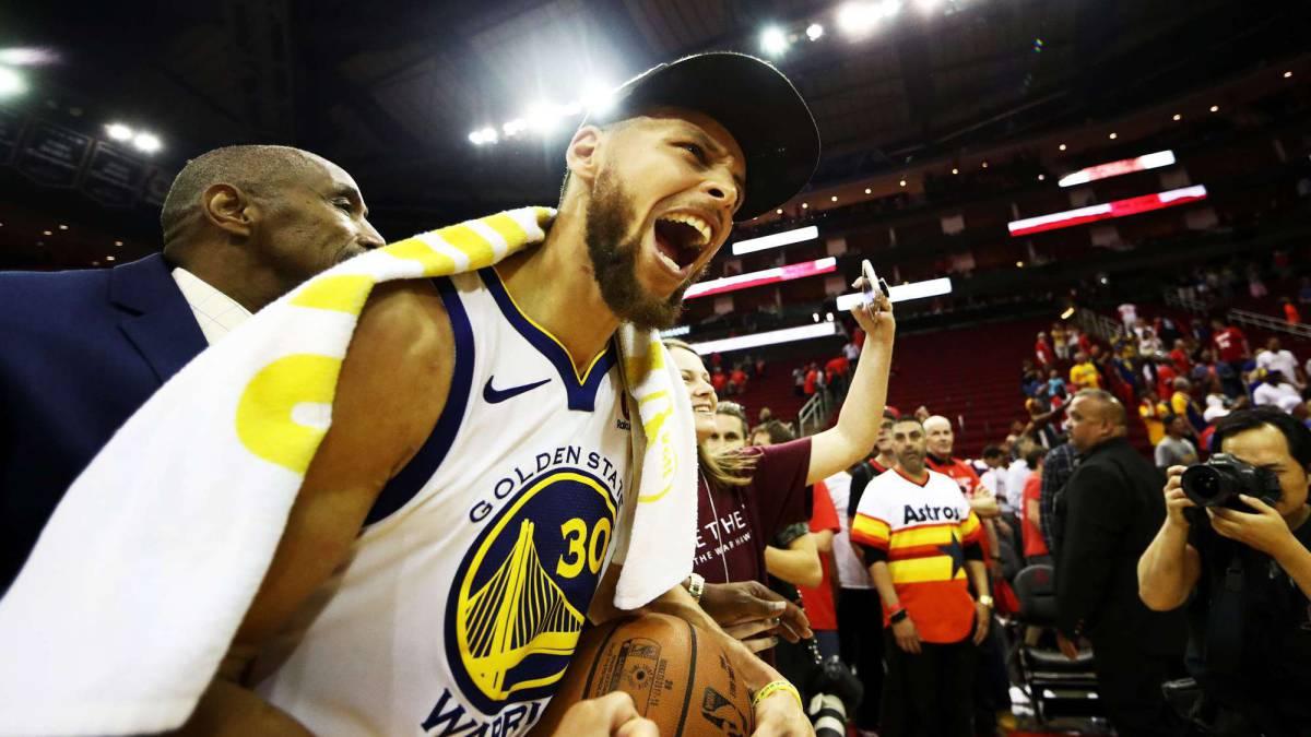 Golden State ganó el primer juego de las finales de la NBA