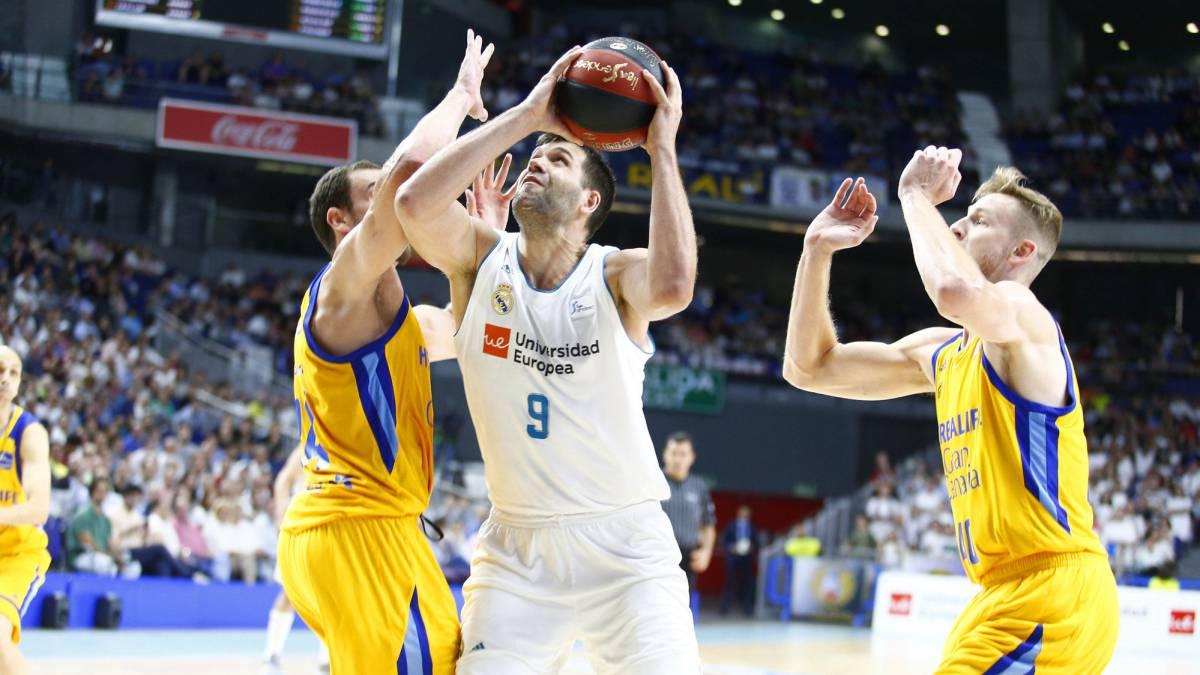 357dfb8e1f4 Felipe Reyes se convierte en el jugador con más partidos ACB - AS.com
