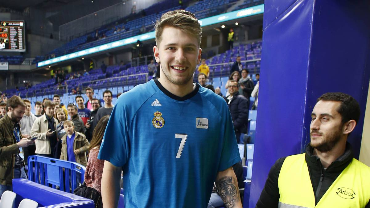Doncic sale elegido el 3 del 'Draft' y jugará con Dallas Mavericks