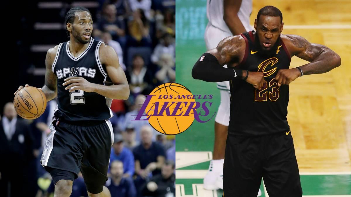En la NBA abren las billeteras: LeBron negociará como agente libre
