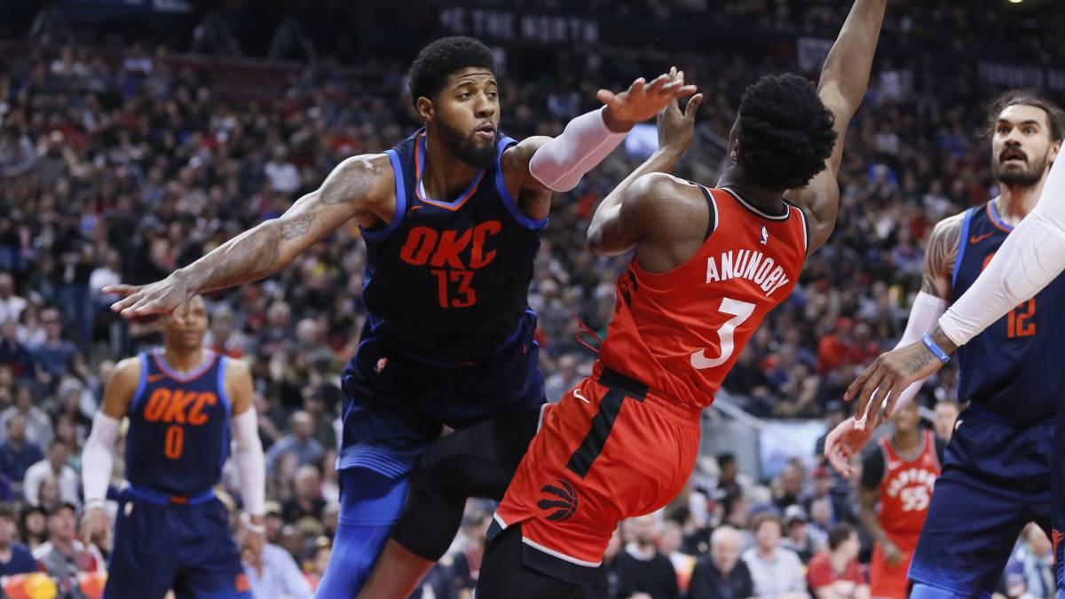 Paul George lo reconoce: duda entre los Lakers o seguir con Westbrook