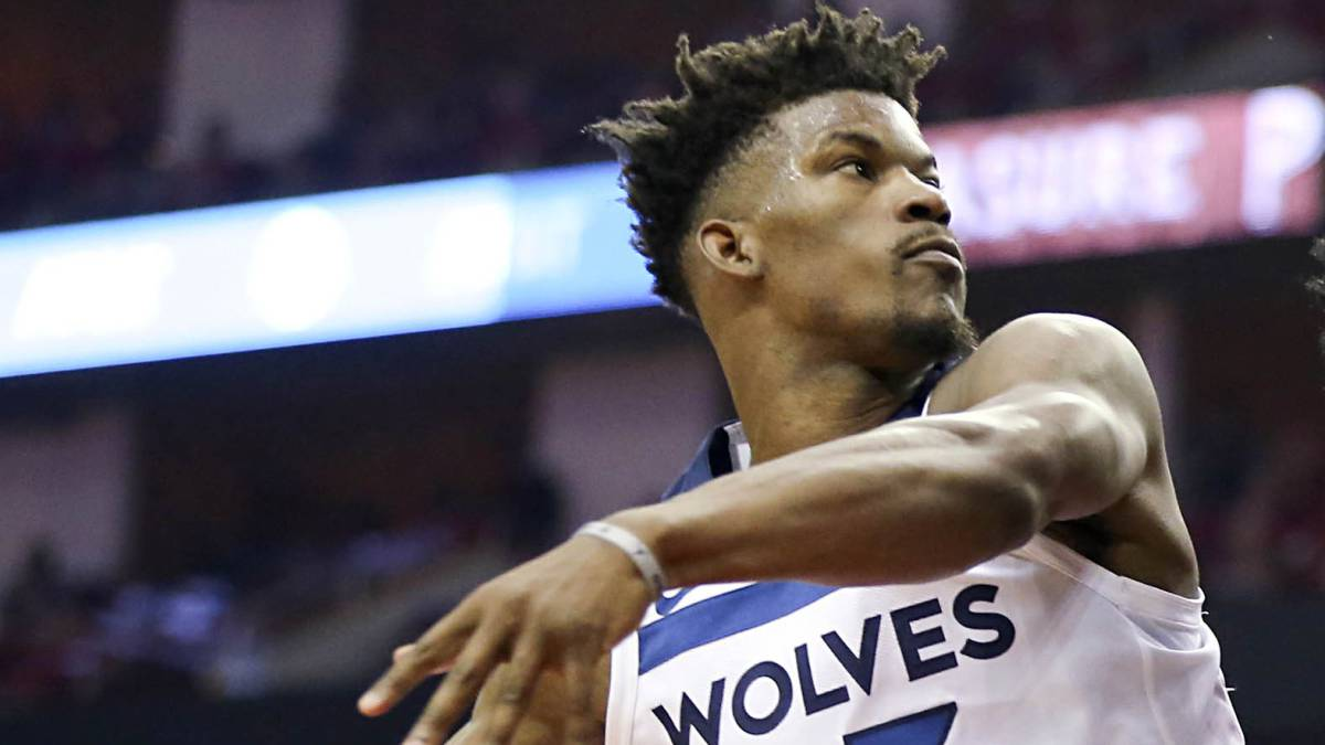 Jimmy Butler rechazó extensión de 4 años con Timberwolves — MERCADO
