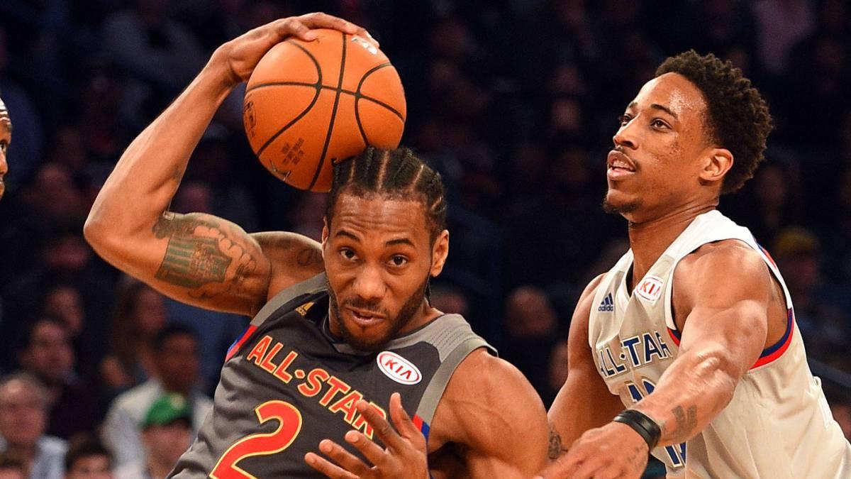 Kawhi Leonard es el nuevo jugador de los Torontos Raptors