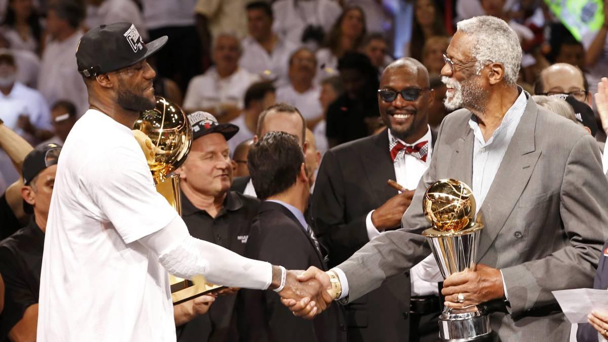 Michael Jordan y toda la NBA apoyan a LeBron contra Donald Trump