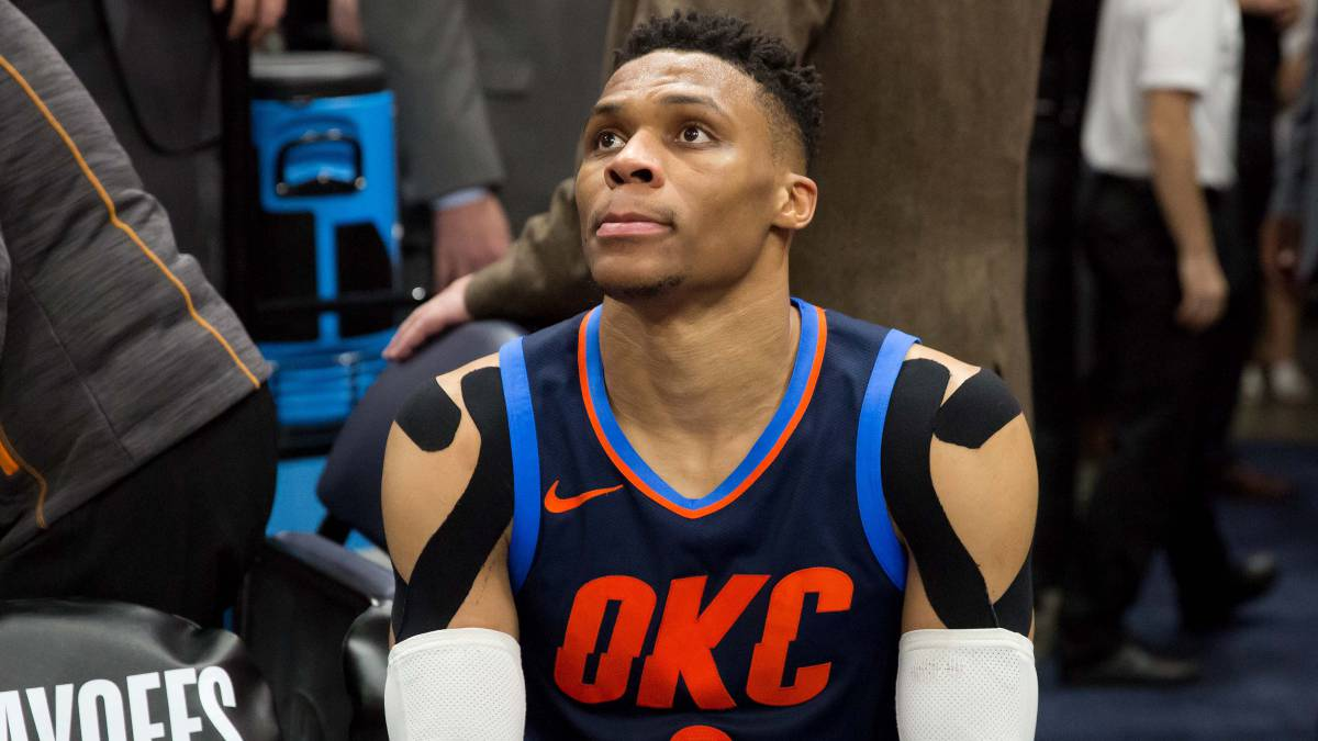 NBA: Russell Westbrook podría perderse el inicio de la temporada tras cirugía