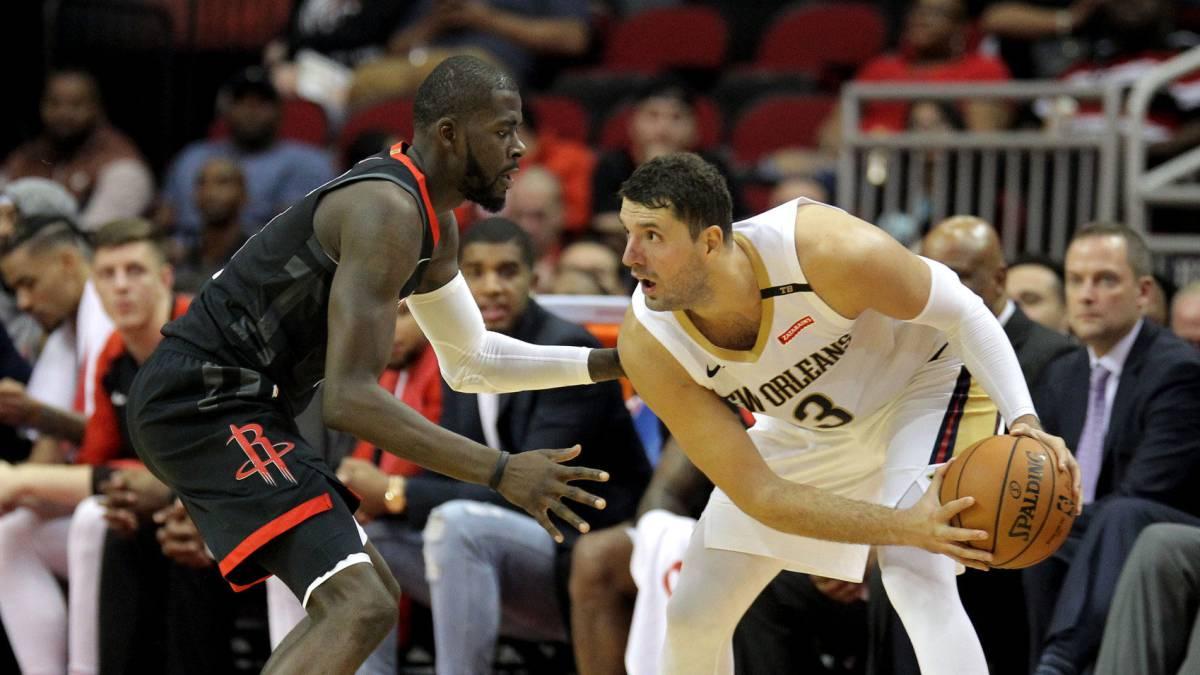 Pelicans apaga a Rockets