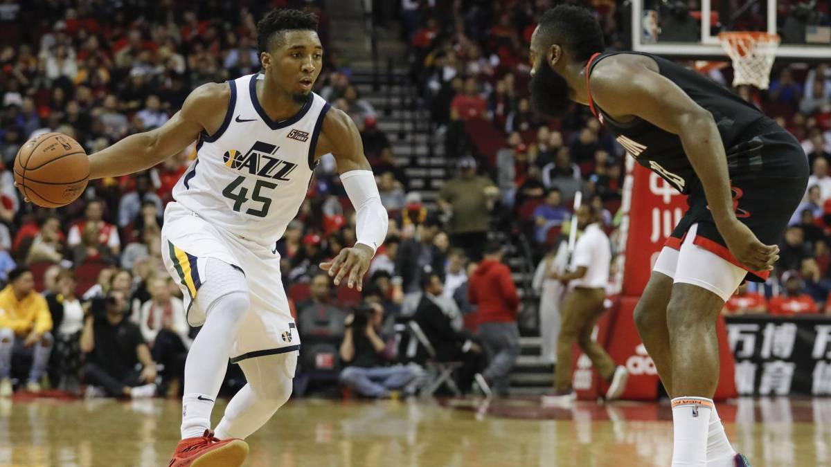 James Harden afirma que salida del juego vs. Jazz es por precaución