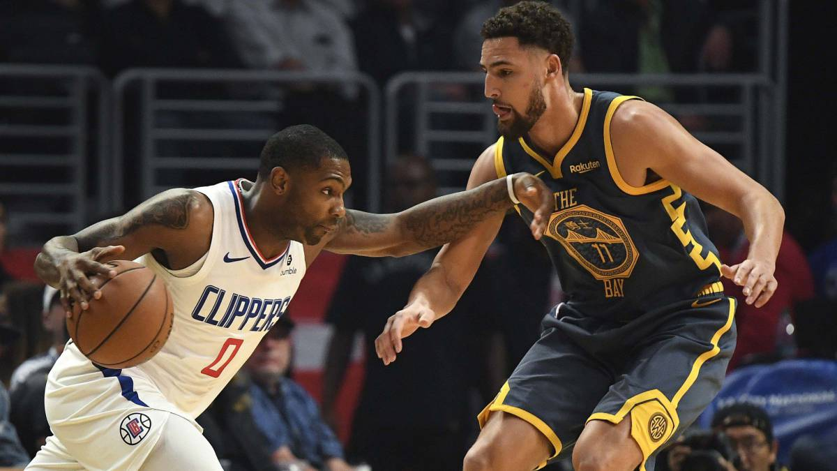 Los Angeles Clippers derrotaron a los Golden State Warriors