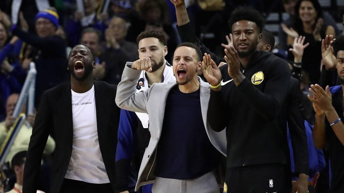 Curry vuelve este fin de semana contra los Pistons